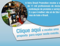 E-Mail Marketing - Brazil Promotion