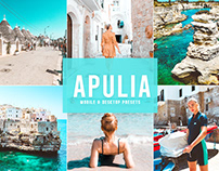 Free Apulia Mobile & Desktop Lightroom Presets