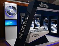 boston scientific booth