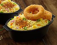 Burger King Rice Bowls