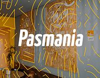 Pasmania | Redesign
