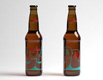 Etiqueta cerveza Umalas