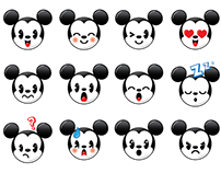 Emojis for Disney Cruise Line