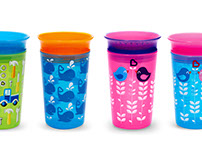 Deco Miracle Cups