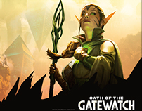 Card Flavor Texts - Oath of the Gatewatch
