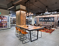 Ariat Showroom: Box Denver