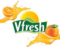 Vinamilk VFresh Repackaging