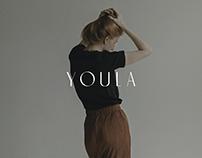 YOULA branding | Шоурум фирменный стиль