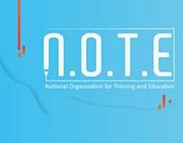 N.O.T.E Website - UI Design