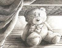 Teddy Bear Illustration Project