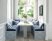 Hamptons Style Family Home