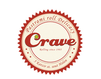 Crave - pastrami roll delicacy