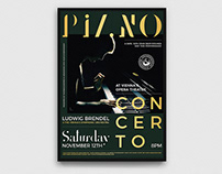 Piano Concerto Flyer Template V3