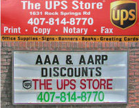 The UPS Store 5514 Every Door Direct Mail - Postcard