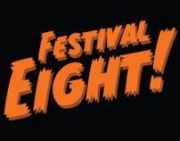Phish Festival 8 T-Shirt Design