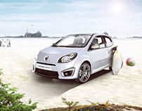 Renault Compositing