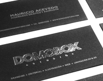 DOMOBOX business card