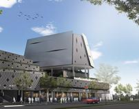 Sayembara Desain Gedung Kantor Pusat PT Bank Aceh _ IAI