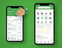 Contractor Assist | UI/UX 2020 app store previews
