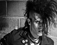 David for Deathrock Magazine