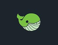 Logo: GreenWhale