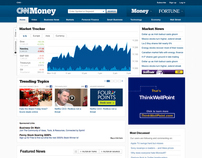 CNN Money site redesign