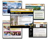 Various Event Registration Microsites