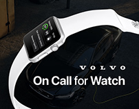 Volvo On Call for Watch