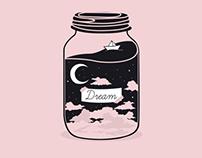 DREAM IN A JAR