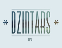 Dzintars flash website