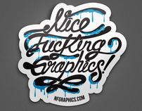 NFG Sticker