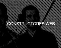 Constructores Web Concept