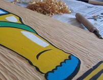 Bfam - Plank Exhibition