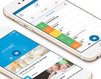 Whatsinit - App Concept and Design 2015 - 2018