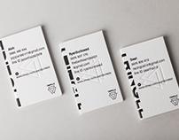 TriNgle Film Production business card design