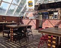 Кафе Happy Burger в Симферополе