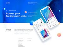 L i e b e Mobile App