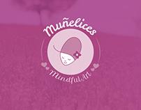 Identidad Visual para Muñelices-MindfulArt