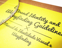 Brand Identity and Wayfinding Guidelines