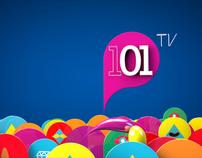 101tv branding