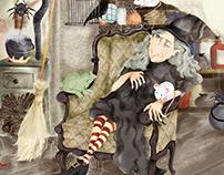 Uma Bruxa no Banquete de Teobaldo
