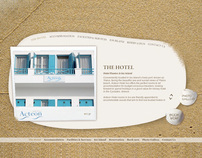 webdesign for hotel