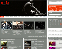 Ortofon Community Website