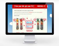 Free Wi Fi Web site