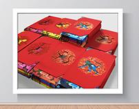 Mandarin Gallery Premium Red Packets