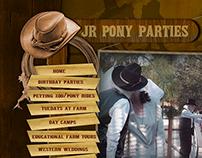 JR PONY PARTIES