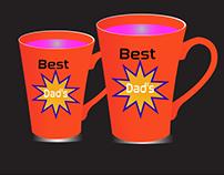 Red Mug Design