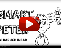 SMART PETER - Animated short by Baruch Inbar
