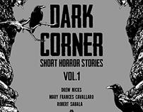 D.C. – Short Horror Stories Vol. 1 - Book Cover Art