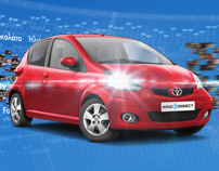 Toyota Aygo Connected Song